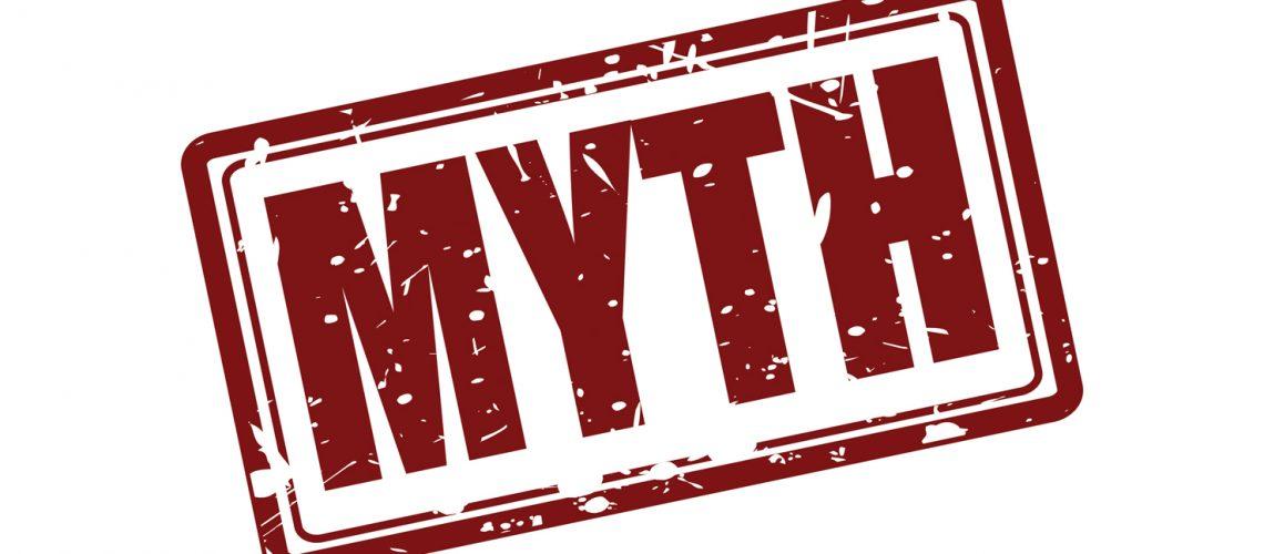 New Build Myths